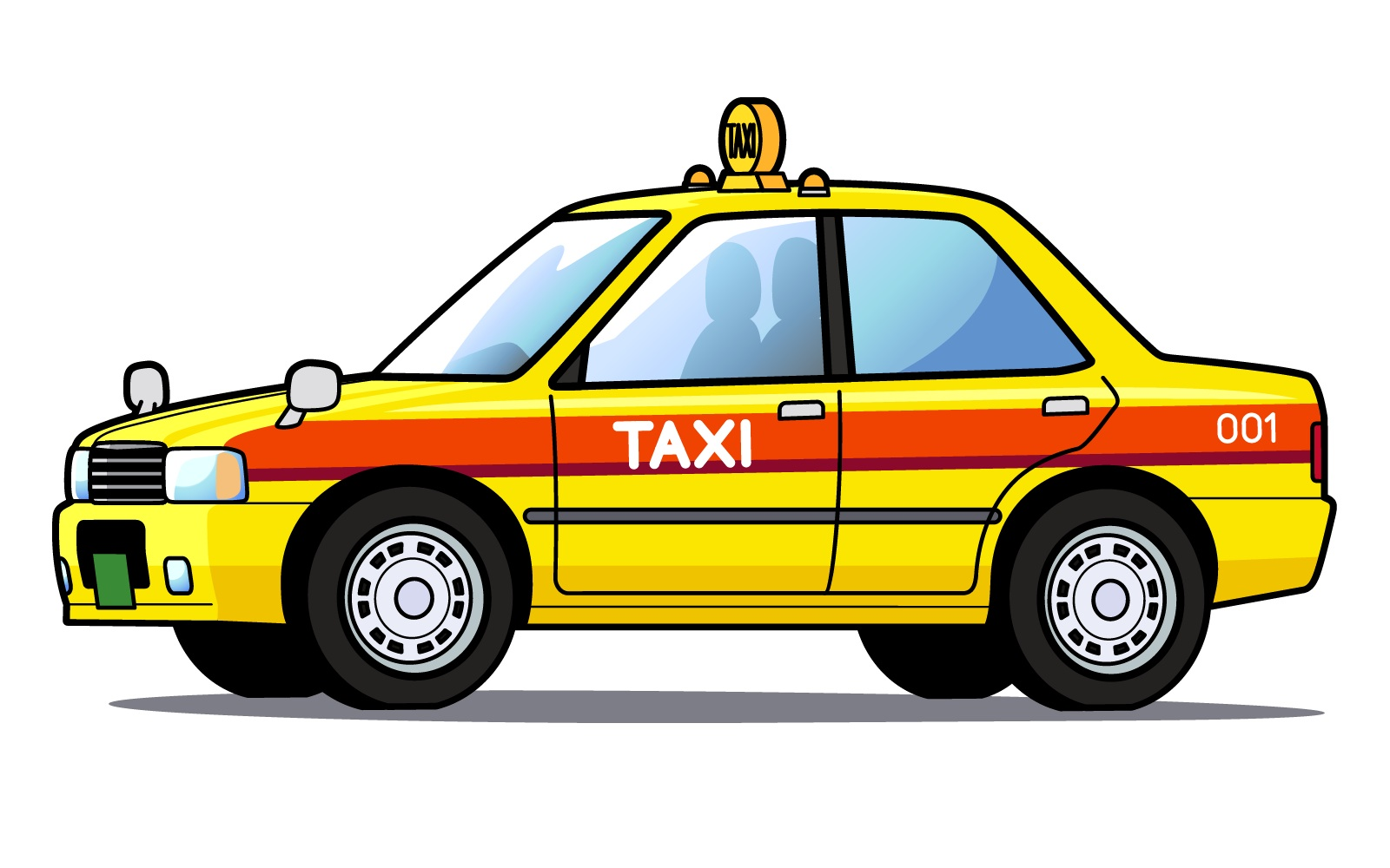 タクシー料金って高い!もっと値下げしてーー! のはてな